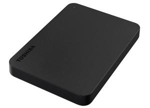 Disco Duro Externo Toshiba Canvio Basics 2.5 1TB o 2TB USB 3.0