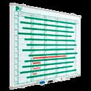 Plannings de pared magnéticos