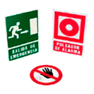 Rótulos, pictogramas y señales para oficina baratos