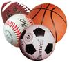 Material deportivo en Almacenes Fontalba