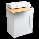 Perforadoras para producir relleno recilando cartón HSM Profipack