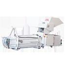 Combinaciones de triturador y prensa de botellas PET HSM