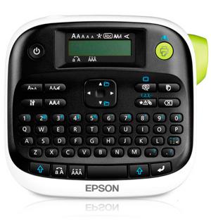 Rotuladora etiquetadora profesional Epson LabelWorks LW-300