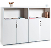 Muebles para archivo y clasificaci n armarios archivadores y cajoneras for Muebles de oficina con llave