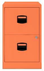 Archivador doméstico PFA2 naranja