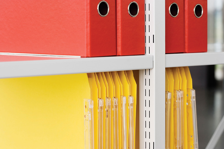 estanteria metalicas archivo: