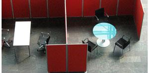 divisoria para ambientes de oficina d de actiu