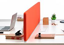 Divisorias Actiu - Precios de separadores de mesas de oficina y ...