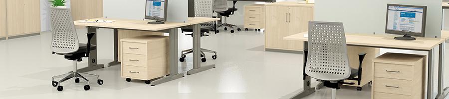 Mesas Metal de Rocada - Precios de escritorio para oficina ...