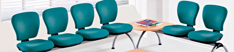 Bancada Mega Actiu - Precio de sillón tapizado para sala de espera.