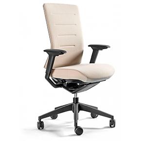 TNK Flex Actiu - Silla ergonómica con ruedas para oficina