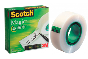 Cinta adhesiva Scotch Magic