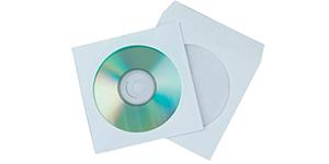 Sobres de papel para CD